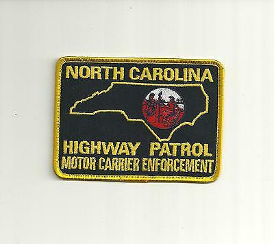 Unknown state patches police historical memorabilia for Ohio motor carrier enforcement