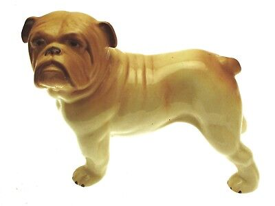 Melba Ware Large 9 Inch Long Bulldog Figurine