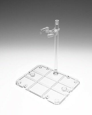 BANDAI Tamashii Stage Act 4 for Humanoid Clear Color Stand