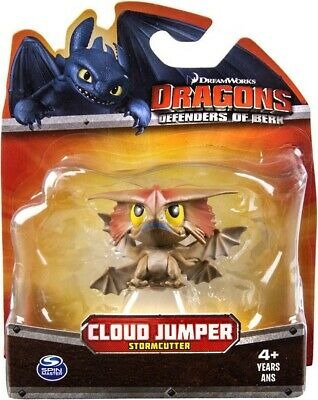 "How To train your Dragon Defenders of Berk Mini 2.5"" Cloud Jumper"