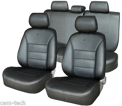 Honda Cr-V Seat Covers Perforated Leatherette