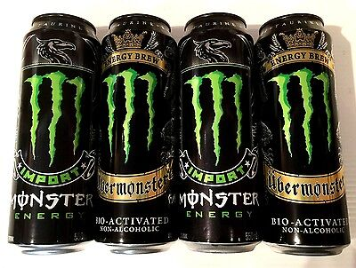 Monster Uber and Import - Variety 8 Pack