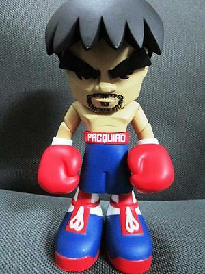 "2015 MANNY PACQUIAO 7"" FIGURE BLUE RED MINDSTYLE new released"