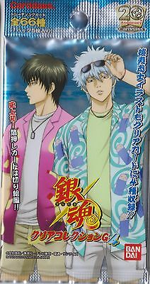 Carddass Gin Tama Clear Collection G4