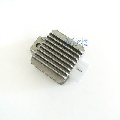 GY6 QMB139 Voltage Regulator Rectifier 12v 4pin 50cc-150cc Scooter Moped ATV