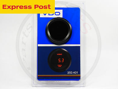VDO 52mm 12v DIGITAL OIL GAUGE 0-5 bar  AUTOMOTIVE 4WD BRAND NEW..!