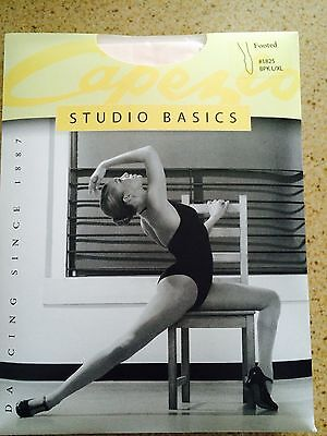Capezio Studio Basics Footed Tights #1825 Adult #1825C Youth