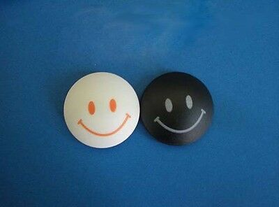 1000pcs Smile Face Anti Theft Store Alarm System 8.2 MHz Security Hard Tag