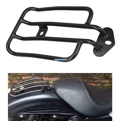 Porte-Bagages Solo Selle Pour Harley Davidson Sportster  XL 883 1200 2004-2015