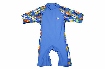 Splash About Toddler UV All in One Sunsuit - Surfs Up - 1-2 & 2-4 Years
