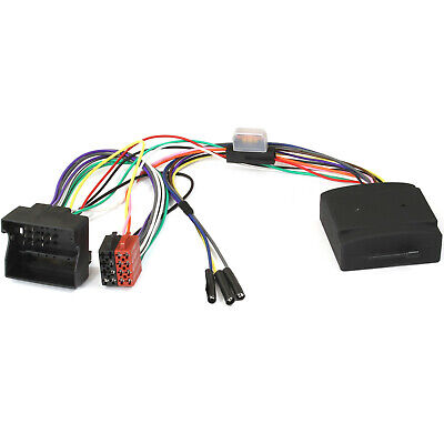 BMW 1er E87 F20 3er E46 E90 F30 CAN Bus Radio Adapter Komfort Zündung