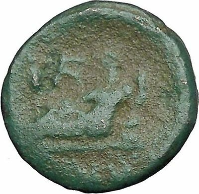 ODESSOS in THRACE 281BC Great God Derzelas & Apollo Ancient Greek Coin i50207