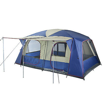 OZtrail LODGE TOURER C&ing Tent OZTDTS-LODT-C  sc 1 st  Awfmovement & Oztrail lodge dome tent - 10 person