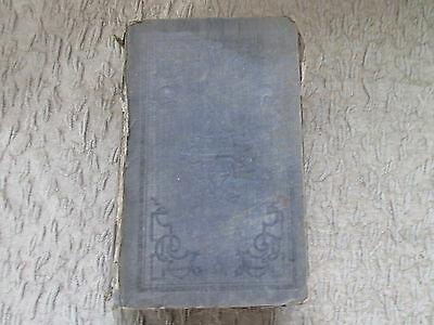 Antique Book The Naturalist's Library 1850's 400 Steel Engravings A.A.Gould