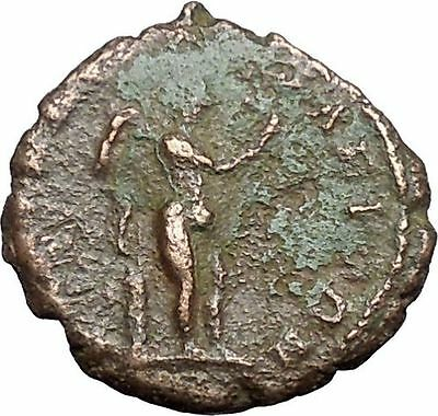CARACALLA 198AD Roman Provincial Mint Ancient Coin EROS with TORCH Rare i48889