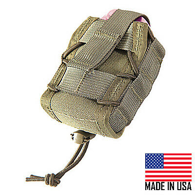 HSGI High Speed Gear Universal Police Duty Handcuff TACO MOLLE Pouch OD Green