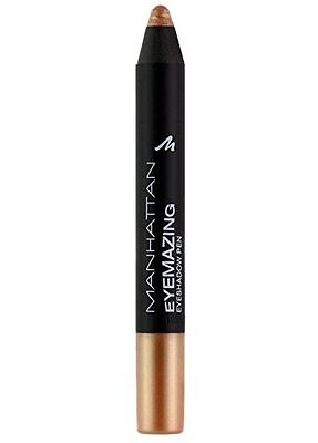 Manhattan EYEMAZING GOLD 20 Eyeshadow Pen Crayon Eye Liner