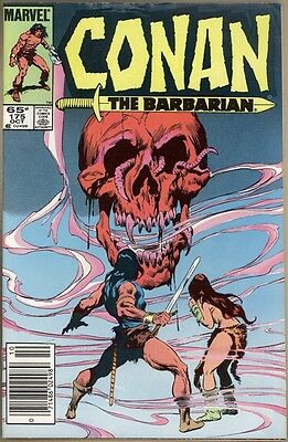 Conan The Barbarian #175 - FN-