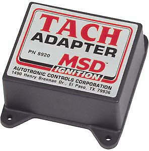 MSD Performance Tach Adapter, Magnetic Trigger