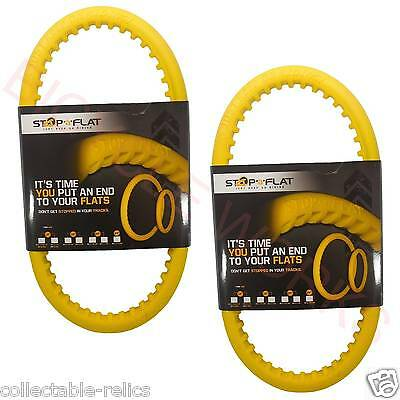 2X Puncture Proof Inner Tube Bicycle BMX MTB Tyre Prevent Stop A Flat Tire eBike