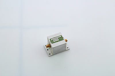 FREQUENCY DOUBLER MULTIPLIER 10.2GHz WD102A 10GHz X BAND IN:1.1 TO 5.1GHz