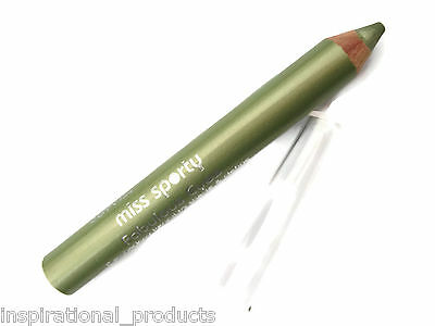 Miss Sporty GLAMOROUS GREEN Fabulous Eyes Eye Shadow Liner Soft Pencil