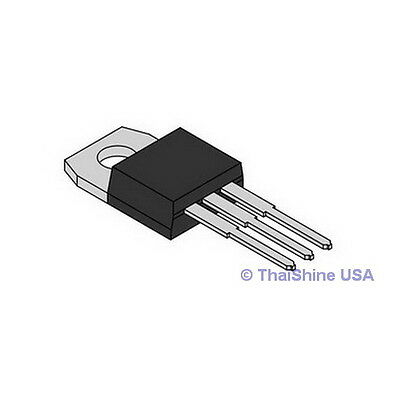 10 x TIP31C TIP31 TRANSISTOR NPN-SI 100V 3A - USA SELLER - Free Shipping