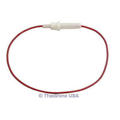 5 x In-Line Fuse Holder For M205 5x20mm Fuses - USA Seller - Free Shipping