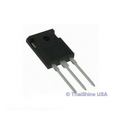 5 x TIP35C TIP35 SILICON HIGH POWER TRANSISTOR - USA Seller - Free Shipping