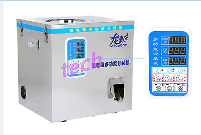 Newest 1-50g Powder & Particle Weighing and Filling Machine Subpackage Device