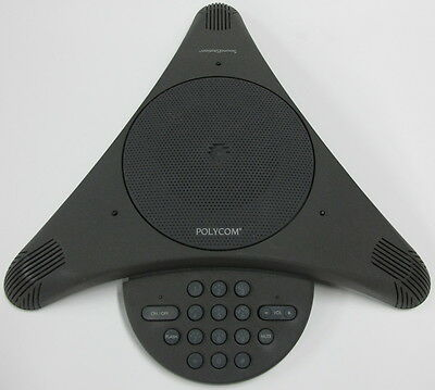 polycom sound station 2 full duplex conference phone cad. Black Bedroom Furniture Sets. Home Design Ideas