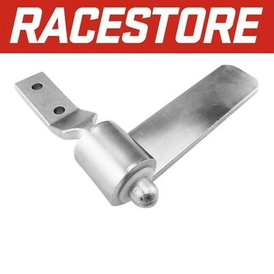 Strap Hinge & Gudgeon Kit for ute tray sideboard tailgate - 100mm Zinc Plated