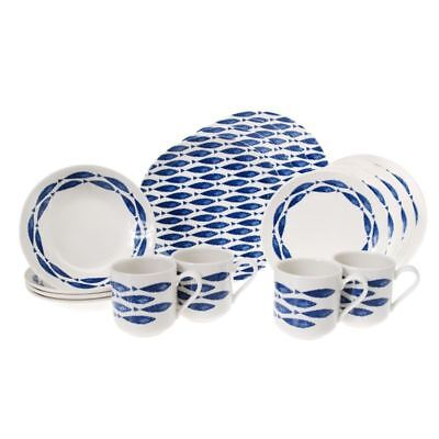 Fishie by Churchill - 16pc Dinner Set (Made in England)