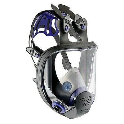 3M FF-403 Ultimate FX Full Facepiece Reusable Respirator, Large, *Free US Ship*