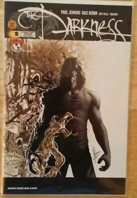 Top Cow: The Darkness #1 Dynamic Forces Exclusive Alternate cover ltd to 2500