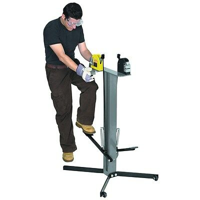 Hands Free Foot Pedal Control Stand for Metal Shrinker and Stretcher Machines