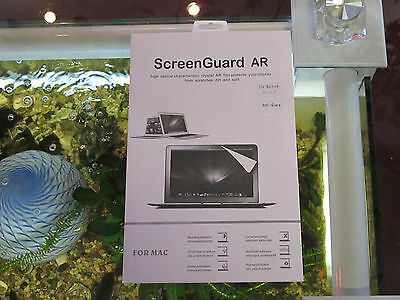 "Apple  MacBook Air 11.6"" Screen Guard AR Matt Anti Glare Anti Klar"
