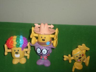 Wow Wow Wubbzy Figures Lot Walden