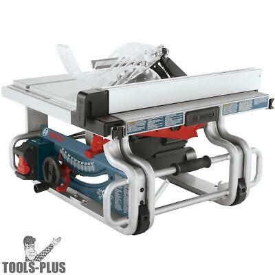 "Bosch GTS1031 10"" Portable Jobsite Table Saw New"