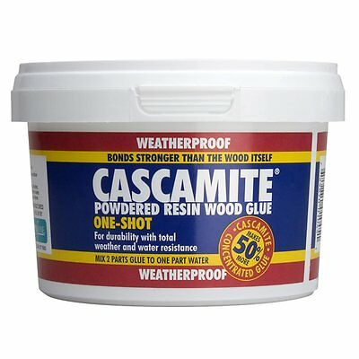 New Cascamite Powdered Resin Wood Glue - Available in 3 Sizes