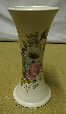 Purbeck Ceramics - Poole - Floral - Tall Vase (21.5cm)