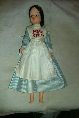 Vintage 1960S Horsman Mary Poppins Doll Disney