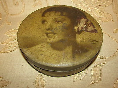 Antique Collectable E. I. & Co. Ltd. Shipley YorksTin - c1930