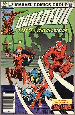 Daredevil #174 - FN/VF