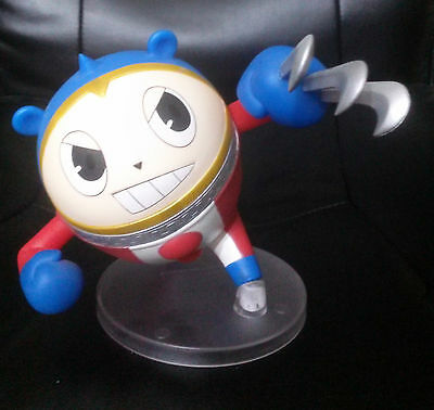 Persona 4 - Teddie/KUMA Figure P4U ver. (TAITO, used) - Located in US!