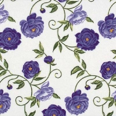 4 x Paper Napkins - Lilac Peony - Ideal for Decoupage / Decopatch