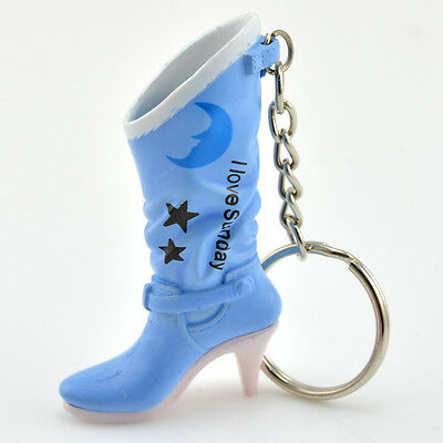 Ladies High boots charm  Purse pendant  keychain  SK34