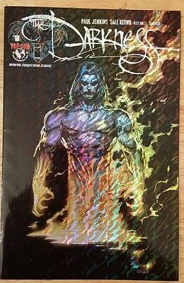 The Darkness #1 Top Cow comic