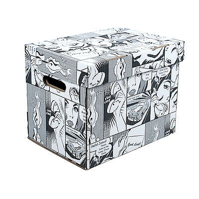 aktenkarton aufbewahrungsbox comics cartoon box ordner archive gppa3228 eur 1 00 picclick de. Black Bedroom Furniture Sets. Home Design Ideas