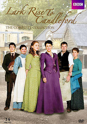 Lark Rise to Candleford - Complete Collection DVD (2011) New Series 14-Discs BBC